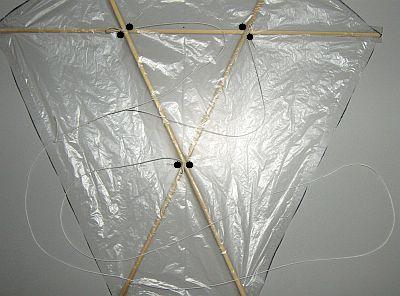 How To Make A Barn Door Kite Complete Instructions For