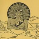 Indian Chief Kite