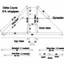 Delta Conyne 8ft. Wingspan