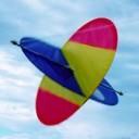 UFO and Rotor kites