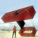 Sauls Barrage Kite