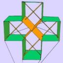 Cross Kite