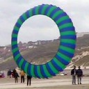 The Giant Spinning Chute
