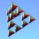 Cometas tetraédricas