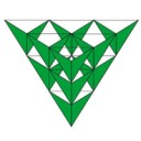 Cometa tetraédrica