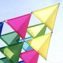 Build a Bell Tetrahedron kite